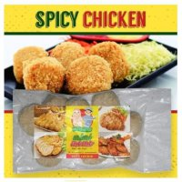 Spicy Chicken isi 10 Pcs