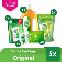 Dettol Original Series Pack