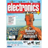 [SCOOP Digital] electronics FOR YOU / OCT 2015