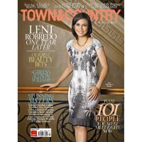 [SCOOP Digital] TOWN & COUNTRY Philippines / AUG 2013