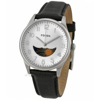 FOSSIL FS4846 BLACK LEATHER