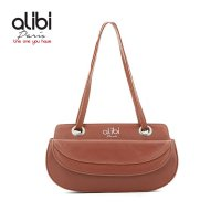 Alibi Paris Liseta Brown Bag-T1643B7
