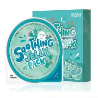YADAH Soothing Jelly Pack 5ea 33ml Set with Cactus Extract