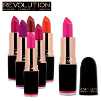 MAKE UP REVOLUTION ICONIC PRO LIPSTICK 100% ORIGINAL SALE