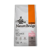 CPPETINDO Nature Bridge Small Breed Puppy Food – 1,5 Kg
