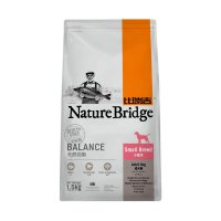 CPPETINDO Nature Bridge Small Breed Adult Dog Food – 1,5 Kg
