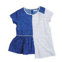 KIDS ICON - Blouse Anak Perempuan CURLY  Cut and Sewn with Frill detail - LYB02700180