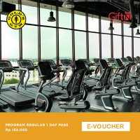 Gold's Gym - 1 Day Pass