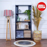 THE OLIVE HOUSE - OLIVER LOFT BOOKCASE