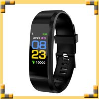 Smart Band ID115 PRO PLUS Fitness Health Tracker Wristband