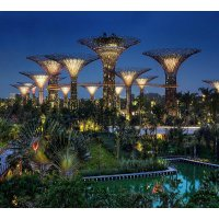 E-Ticket Garden By The Bay (ADULT)