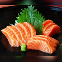 Fresh Norwegian Salmon Sashimi / Sashimi Salmon Norway 250gr