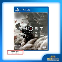 Ghost of Tsushima Game PS4 (R3) Ready Stock