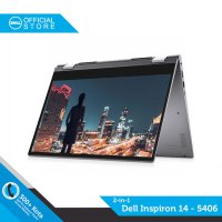 Dell Inspiron 5406 [Ci5-1135G7-8-512-UMA-W10-OHS-GRY] DELL OFFICIAL