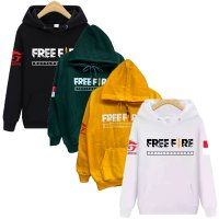 sweater hoodie pullover freefire gamer SKU-85