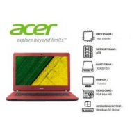 Notebook/Laptop Acer ES 12 inch / RAM 4GB/ HDD 500GB - Windows 10 [Free Mouse]