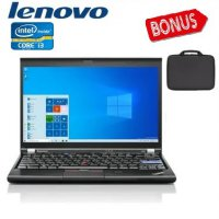 Laptop Lenovo Notebook X230 i3 RAM 4GB HDD 320GB - free tas