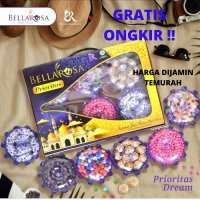 Paket lebaran bellarosa prioritas dream/Paket bellarosa dream/Bellarosa Dream/Paket Coklat Lebaran