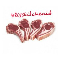 Daging lamb chop 500gr