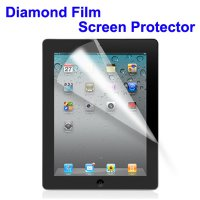 Diamond Film Screen Protector for New iPad, iPad 2