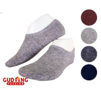 Kaos Kaki Tapak Pria / Ankle Socks for Men | Bahan Katun Rajut