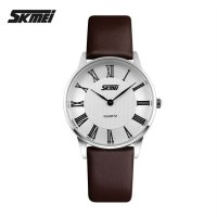 SKMEI Jam Tangan Analog Wanita - 9092 - Brown