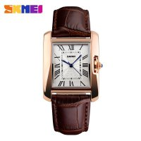 SKMEI Jam Tangan Fashion Wanita - 1085CL - Coffee