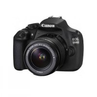 Canon EOS 1200D Kit 18-55mm IS II - Hitam