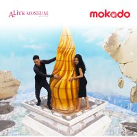 Alive Museum Ancol Weekends & Public Holidays