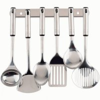 [OXONE] OX-963 Oxone Stainless Steel Kitchen Tool (Centong, Sutil Stainless Steel)