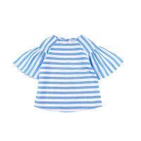 KIDS ICON - Blouse Anak Perempuan CURLY with Ruffle detail - LYB00500190