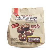 Manon Brownies Double Almond 60g