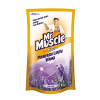Mr. Muscle Axi Triguna Lavender Pouch 800ml