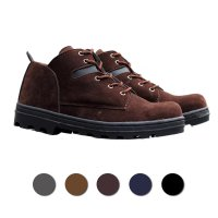 [UPDATE] Sepatu Safety Boots HIGH QUALITY Leather TOP SELLER