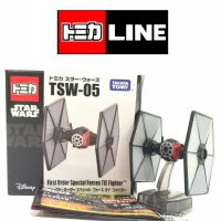 TOMICA STARWARS TSW-05 FIRST ORDER SPECIAL FORCES TIE FIGHTER