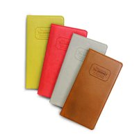 4Colors Korean Long Passport Cover For Travelling Needs