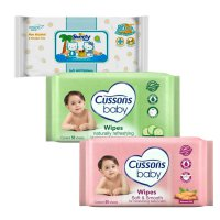 [1+1] Cussons 50+30 , Mamypoko, Sweety