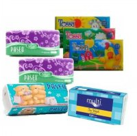 1+1 Paseo Softpack 250s / 1+1 Paseo Bear 200s / 1+1 Multi Softpack 250s / [10 Pack] Tessa Travel 50s