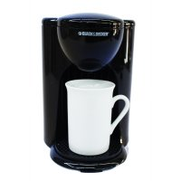 BLACK AND DECKER DCM25-B1 Personal Coffee Maker
