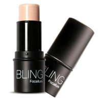 [FREE ONGKIR] BLING Focallure Highlight Powder Stick Gold Shade And Silver