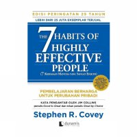 The 7 Habits of Highly Effective People . Stephen R. Covey