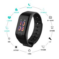 SmartBand  TLW T1Plus Original 100% smartwatch support Android dan iOs