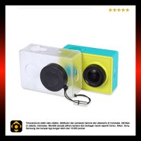 Transparent Plastic Protective Case Housing Frame for Xiaomi Yi Sports Camera