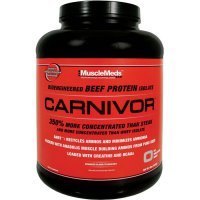Carnivor Isolate Musclemeds Whey Protein 4,6Lbs / Whey Protein Beef Isolate