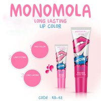 MONOMOLA LIP TATTOO-THE FAVORITE LIPSTICK-LONG LASTING LIP COLOR (KB-42)