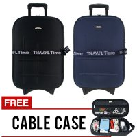 Koper 20in Traveltime 5441 + Free cable case 813
