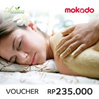 Anandara Beauty Spa & Reflexiology : Paket A : Body Massage, Body Scrub & Face Accupresure