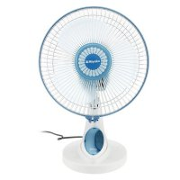 Miyako Desk Fan Kipas Angin Meja  KAD-927B / Biru