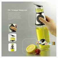 Dispenser dan Alat Takar Minyak - Press and Measure Oil / Vinegar