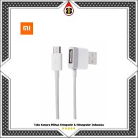 Xiaomi L Shape Micro USB Cable with 1 Extra Port